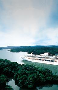 Cruceros por el Canal de Panamá